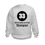 33 Stanyan (Classic) Kids Sweatshirt