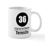 36 Teresita (Classic) Mug