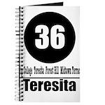 36 Teresita (Classic) Journal