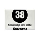 38 Geary (Classic) Rectangle Magnet (100 pack)