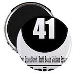 41 Union (Classic) Magnet
