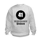 41 Union (Classic) Kids Sweatshirt