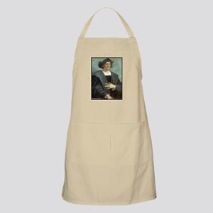 "Faces ""Columbus"" BBQ Apron"