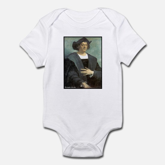 """Faces """"Columbus"""" Infant Bodysuit"""