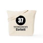37 Corbett Tote Bag