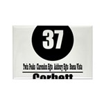 37 Corbett Rectangle Magnet (10 pack)