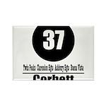37 Corbett Rectangle Magnet (100 pack)