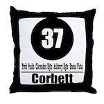 37 Corbett Throw Pillow