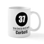 37 Corbett Mug