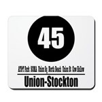 45 Union-Stockton (Classic) Mousepad