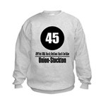45 Union-Stockton (Classic) Kids Sweatshirt