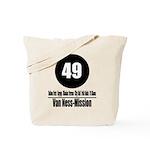 49 Van Ness-Mission (Classic) Tote Bag