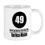 49 Van Ness-Mission (Classic) Mug