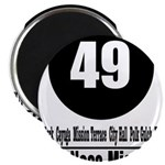 49 Van Ness-Mission (Classic) Magnet