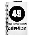 49 Van Ness-Mission (Classic) Journal