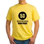 53 Southern Heights (Classic) Yellow T-Shirt