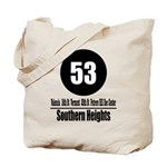 53 Southern Heights (Classic) Tote Bag