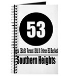 53 Southern Heights (Classic) Journal