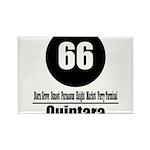 66 Quintara (Classic) Rectangle Magnet (10 pack)