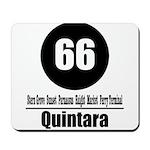 66 Quintara (Classic) Mousepad