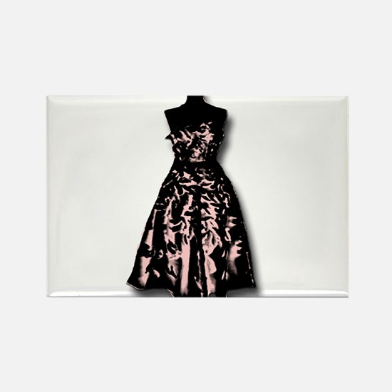 Gown Rectangle Magnet