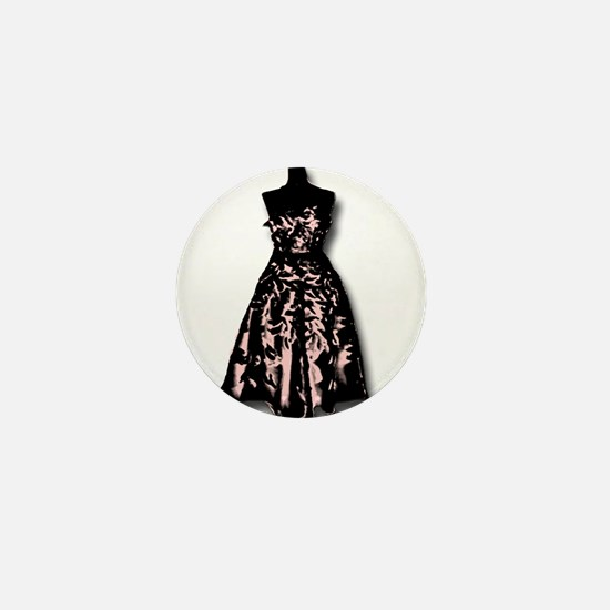 Gown Mini Button