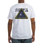 Sheeple NWO Fitted T-Shirt