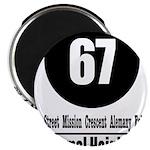 67 Bernal Heights Magnet