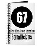 67 Bernal Heights Journal