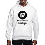 67 Bernal Heights Hooded Sweatshirt