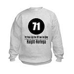 71 Haight-Noriega (Classic) Kids Sweatshirt