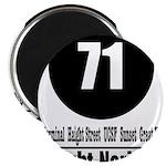 71 Haight-Noriega (Classic) Magnet