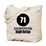 71 Haight-Noriega (Classic) Tote Bag