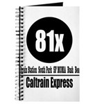 81x Caltrain Express Journal