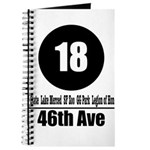 18 46th Ave (Classic) Journal