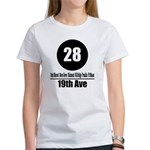 28 19th Ave (Classic) Women's T-Shirt