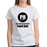 PH Powell-Hyde Cable Car (Cla Women's T-Shirt