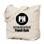 PH Powell-Hyde Cable Car (Cla Tote Bag