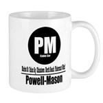 PM Powell-Mason Cable Car (Cl Mug