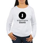 J Church (Classic) Women's Long Sleeve T-Shirt