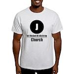 J Church (Classic) Light T-Shirt