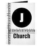 J Church (Classic) Journal