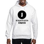 J Church (Classic) Hooded Sweatshirt