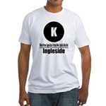 K Ingleside (Classic) Fitted T-Shirt