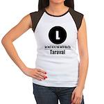 L Taraval (Classic) Women's Cap Sleeve T-Shirt