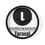 L Taraval (Classic) Wall Clock