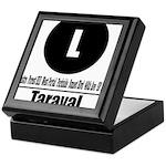 L Taraval (Classic) Keepsake Box