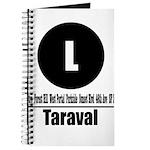 L Taraval (Classic) Journal