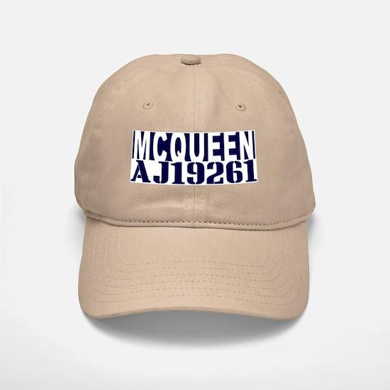 McQUEEN AJ19261 Baseball Baseball Cap