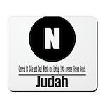 N Judah (Classic) Mousepad